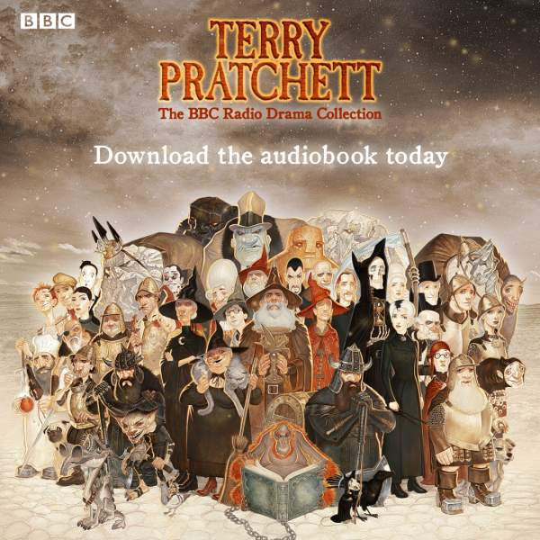 Terry Pratchett BBC Collection